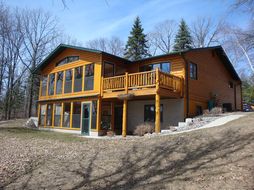 Action contracting inc construction remodeling and for Cost to build a house in mn